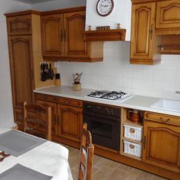 Chambre 2 - Location de vacances - Notre-Dame-de-Bellecombe