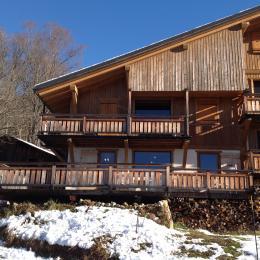 Appartement pour 8 dans ancienne ferme savoyarde superbe vue montagne ! (Savoie Mont Blanc) - Location de vacances - Notre-Dame-de-Bellecombe