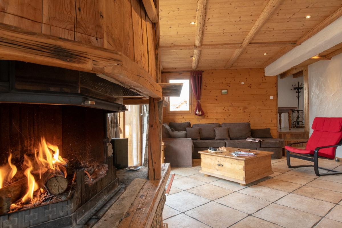 Salle à manger - Location de vacances - Peisey-Nancroix