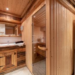 Cheminée & salon - Location de vacances - Peisey-Nancroix