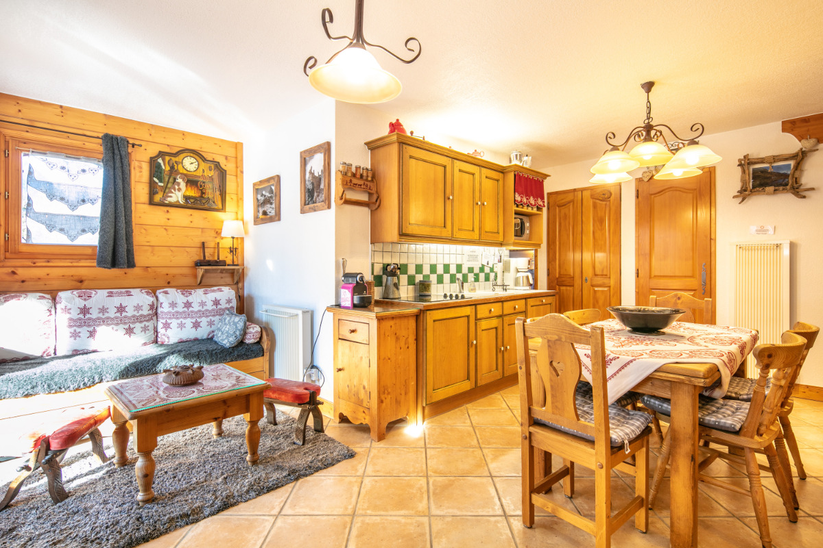 Notre salon - Location de vacances - Pralognan-la-Vanoise