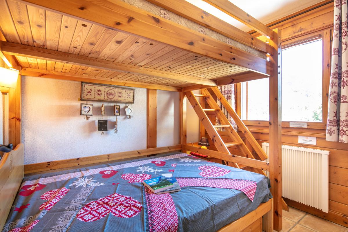 notre chambre parentale - Location de vacances - Pralognan-la-Vanoise