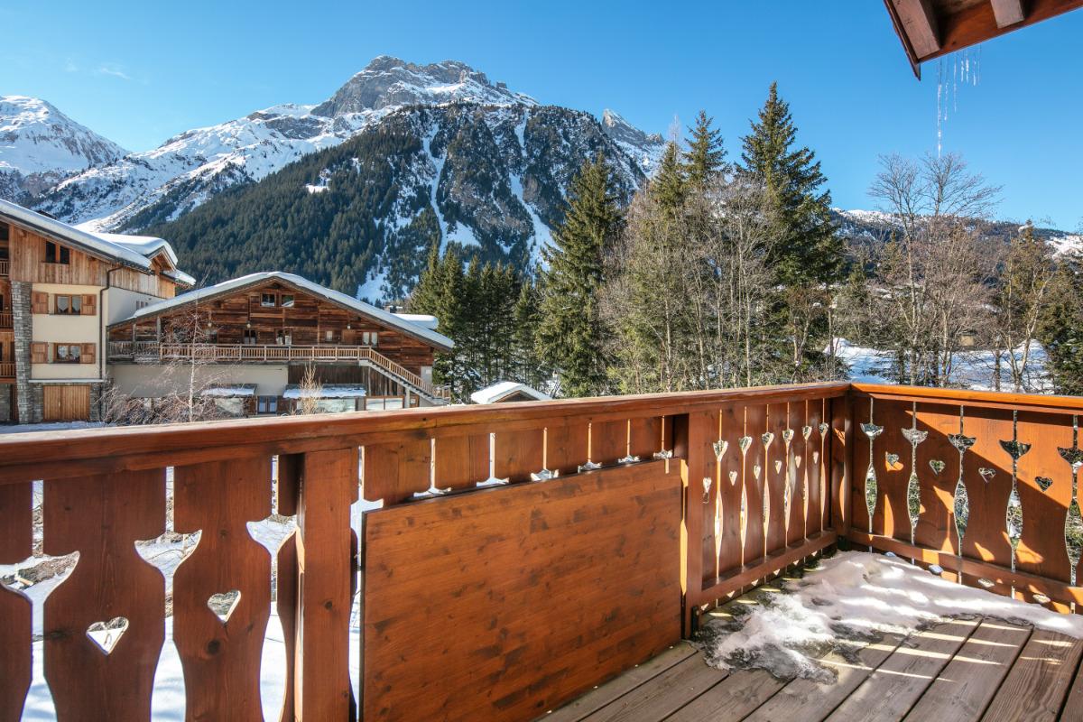 Notre 2 ème chambre avec 2 lits en 140 x 190 - Location de vacances - Pralognan-la-Vanoise