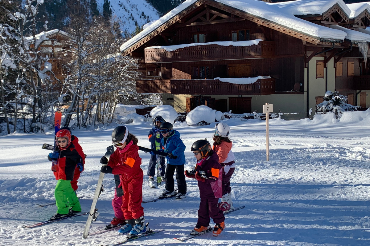 Les activités en hiver et notre situation - Location de vacances - Pralognan-la-Vanoise