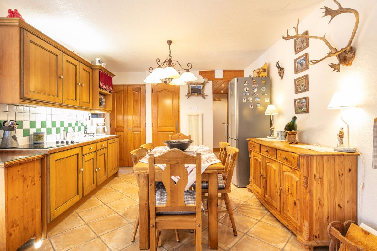 Le coin bibliothèque - Location de vacances - Pralognan-la-Vanoise