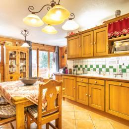 Notre décoration : les outils de Savoie - Location de vacances - Pralognan-la-Vanoise