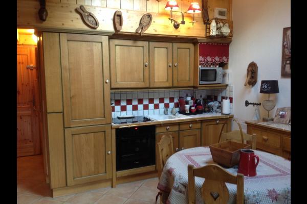 Notre nouvelle cuisine - Location de vacances - Pralognan-la-Vanoise