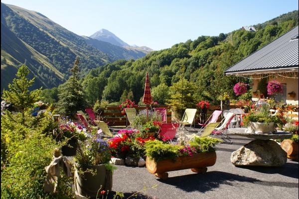 Le Christiania - Saint Sorlin d'Arves en Savoie - Sur les pistes - Location de vacances - Saint-Sorlin-d'Arves