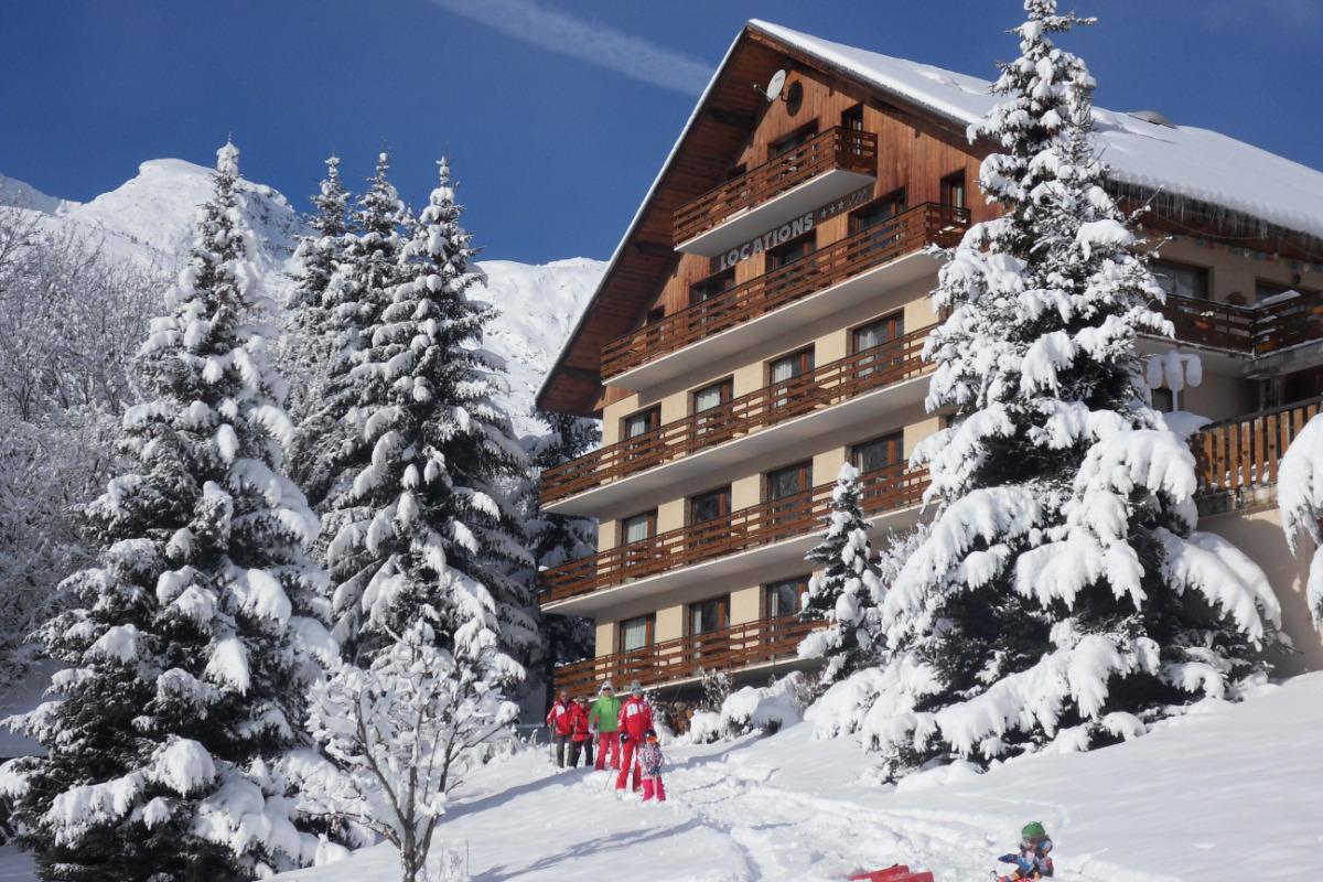 Résidence le Christiana - Saint Sorlin d'Arves - Savoie - Location de vacances - Saint-Sorlin-d'Arves