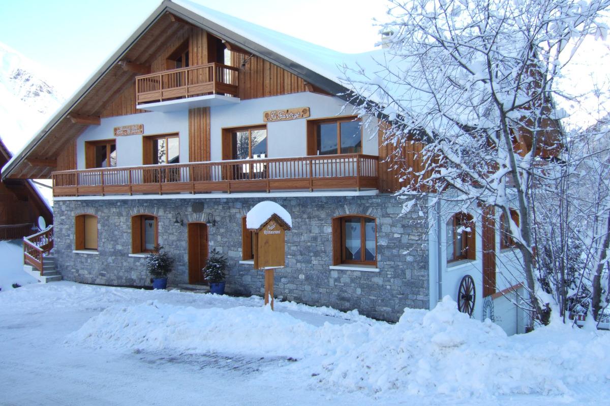 location chalet ski fond
