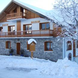 La Faverge départ ski au pied - Location de vacances - Saint-Sorlin-d'Arves