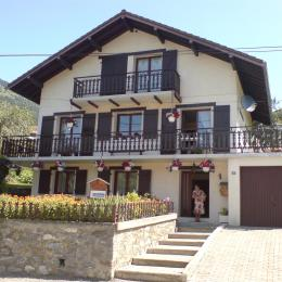 Appartement vacances pour 5 personnes à la montagne, proche station La Rosière, Les Arcs et Tignes - Location de vacances - Séez
