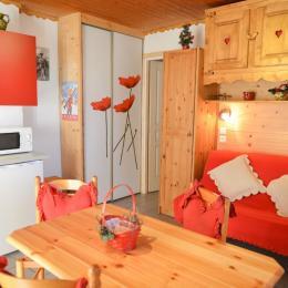 LES ECRINS : Location appartement au RDC d'un chalet au coeur de Valloire Galibier (Savoie) - Location de vacances - Valloire