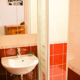 Salle de bain - Location de vacances - Valloire