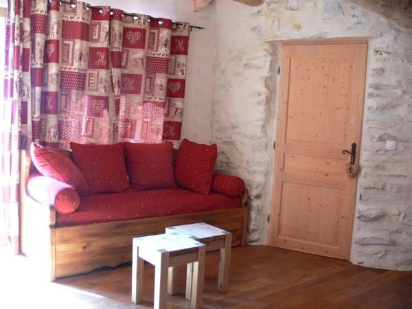 La kitchenette de la chambre d'hôtes Panorama - Chambre d'hôtes - Plagne Tarentaise