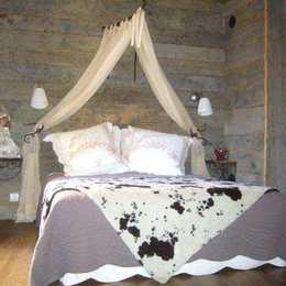 A la Bouge'Hôtes chambre d'hôtes Romance - Chambre d'hôtes - Plagne Tarentaise