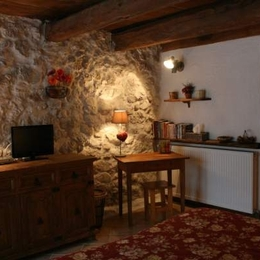 chambre colchique - Chambre d'hôtes - Lépin-le-Lac