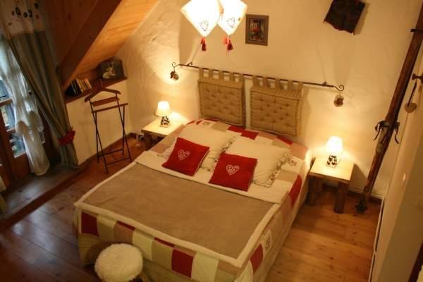 chambre Edelweiss - Chambre d'hôtes - Lépin-le-Lac