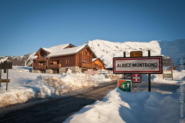 OURS 4 Appartement de montagne grande capacité avec piscine en Savoie  - Location de vacances - Albiez-Montrond