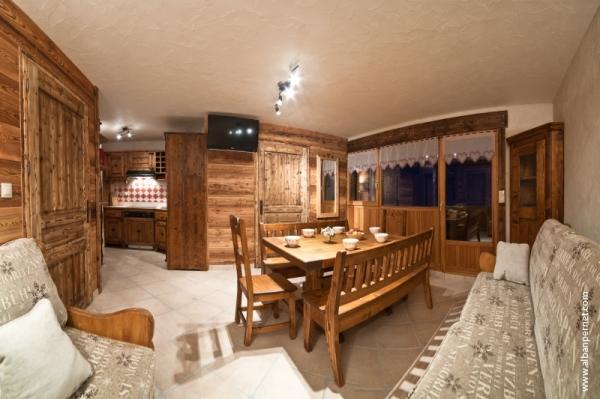 OURS 5 Appartement montagne tout confort en Savoie - accessible personne mobilité réduite - Location de vacances - Albiez-Montrond