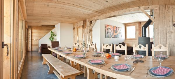 La Ferme à Joson -station de ski - Albiez Montrond en Savoie  - Location de vacances - Albiez-Montrond