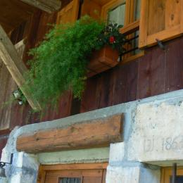 façade ouest - Location de vacances - Arith