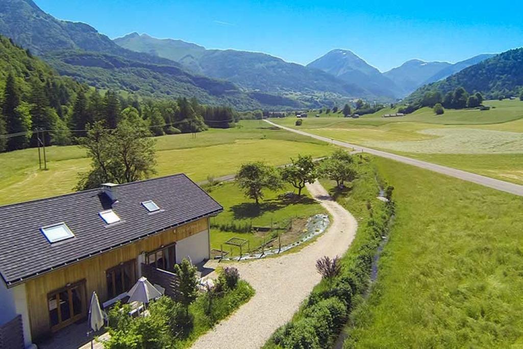 le séjour du gîte Lanchette - Location de vacances - La Compôte