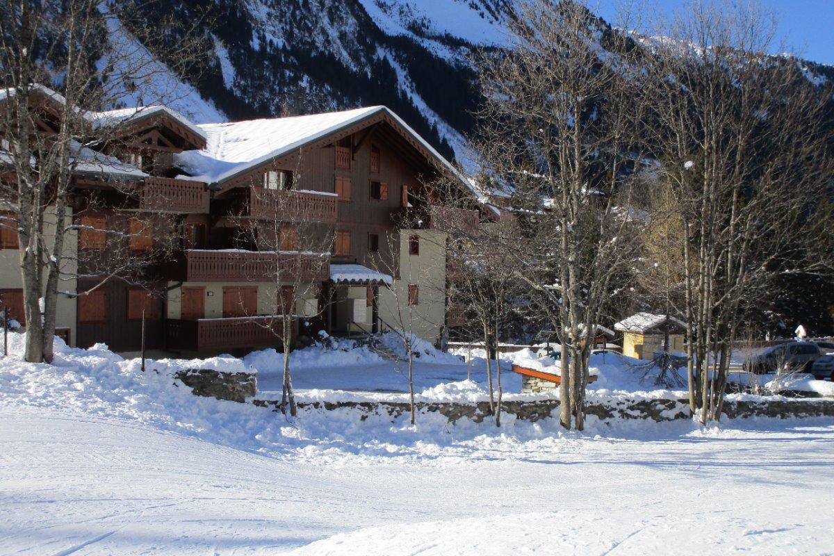 La Ferme de Pralognan, ensoleillée, proche du plateau de ski de fond
