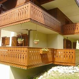 30 m2 de terrasse-balcon - Location de vacances - Pralognan-la-Vanoise