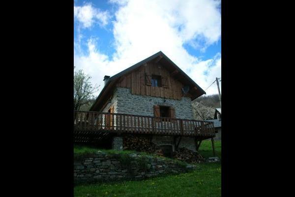 Chalet Le Ramoneur - Saint Alban des Villards - Savoie - Location de vacances - Saint-Alban-des-Villards