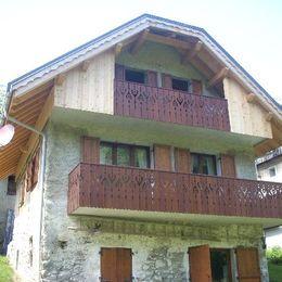 Chalet La Grange - station de ski St Colomban des Villards - Savoie  - Location de vacances - Saint-Colomban-des-Villards