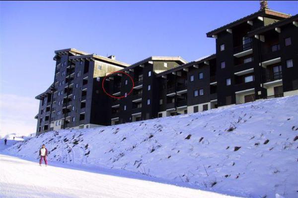 appartement cercle rouge - Location de vacances - Les Menuires