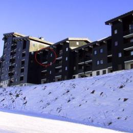 Location appartement Les Menuires - Location de vacances - Les Menuires