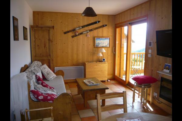 appartement dans résidence - station de ski Saint Sorlin d'Arves - Les Sybelles   - Location de vacances - Saint-Sorlin-d'Arves
