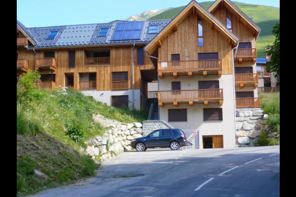 Résidence Les Chalets de Pierre Aiguë - appartement dans résidence - station de ski Saint Sorlin d'Arves - Les Sybelles   - Location de vacances - Saint-Sorlin-d'Arves