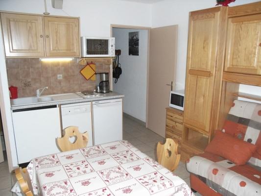 Les Nivéoles n°63 - appartement station Saint Sorlin d'Arves - Location de vacances - Saint-Sorlin-d'Arves