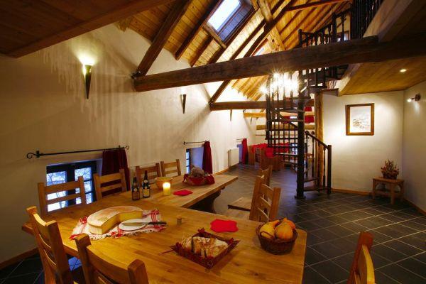 Coin Salle à Manger - Location de vacances - Valloire