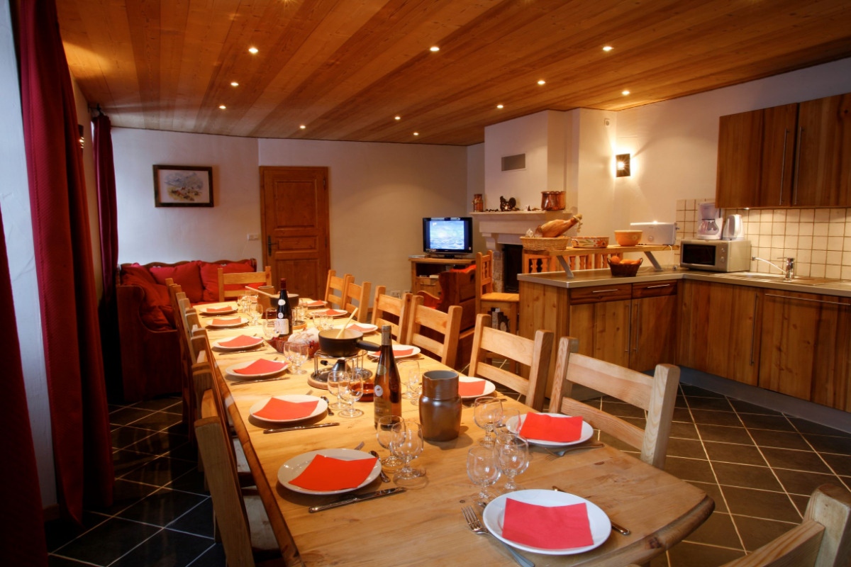Chambre 3 - Location de vacances - Valloire