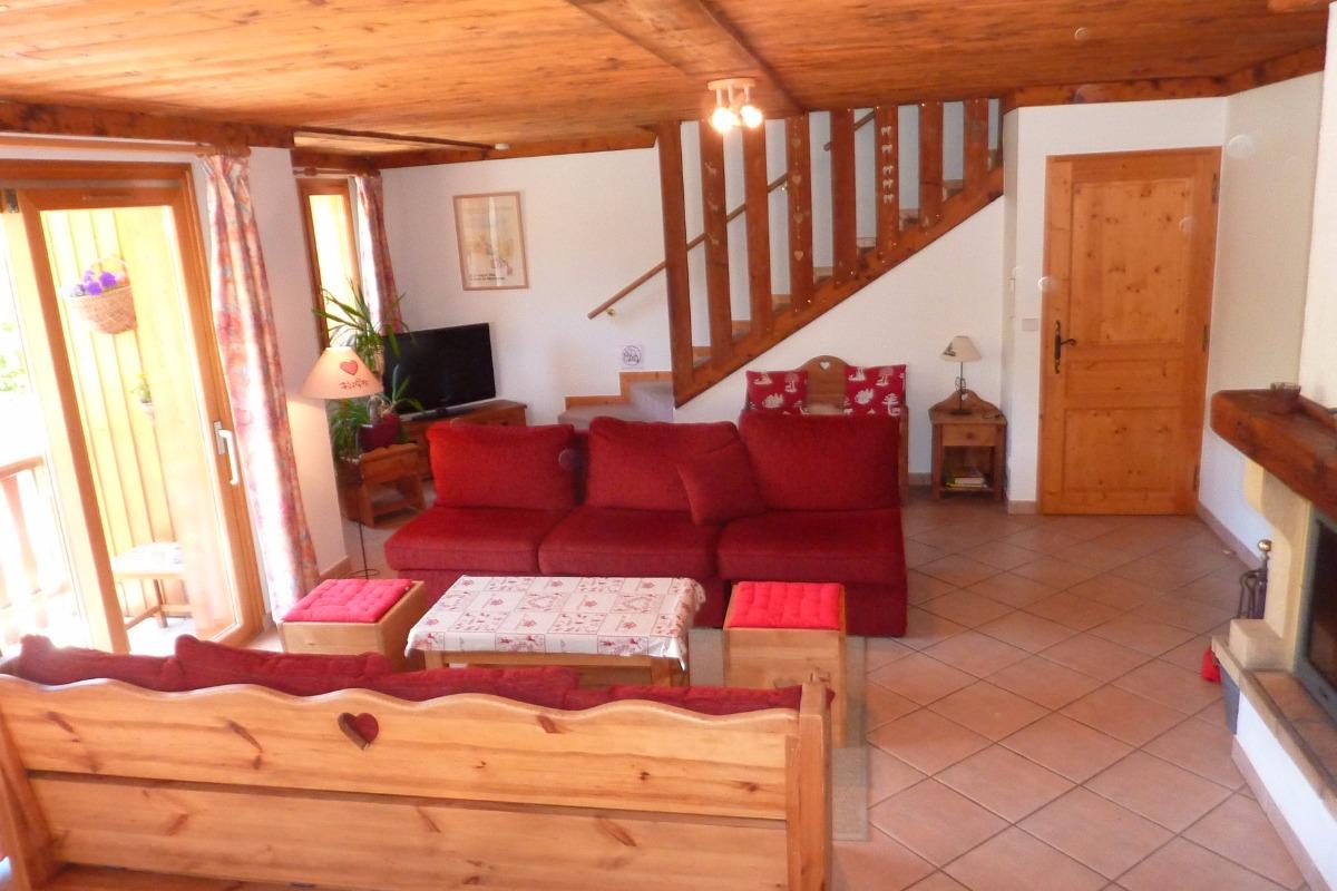 Chalet Valloire : séjour - Location de vacances - Valloire