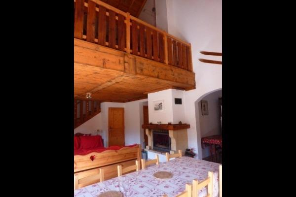 chambre double 2 - Location de vacances - Valloire