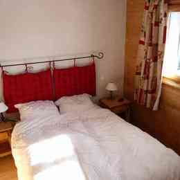 Chambre 2 - Location de vacances - Les Saisies
