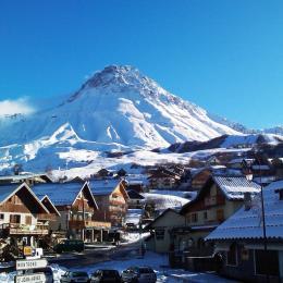 Le mont Emy - Location de vacances - Albiez-Montrond