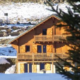 logement 12 personnes dans chalet en station de ski familiale - Location de vacances - La Toussuire