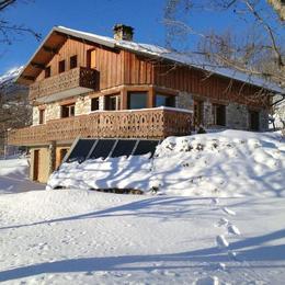 lesmarmhotes.com - Les Marm'hôtes - Chambre d'hôtes en Savoie près de la Plagne - La maison en hiver - Chambre d'hôtes - La Côte-d'Aime