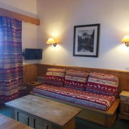 Appartement Valmorel - Séjour - Location de vacances - Valmorel