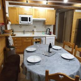 Chambre - Location de vacances - Les Saisies