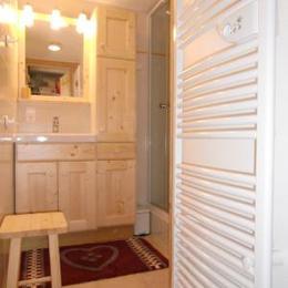 salle de bains rouvillain - Location de vacances - Les Saisies
