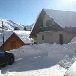 Le Schuss 2000 n° 3 - Savoie Saint Sorlin d'Arves - Les Aiguilles d'Arves  - Location de vacances - Saint-Sorlin-d'Arves
