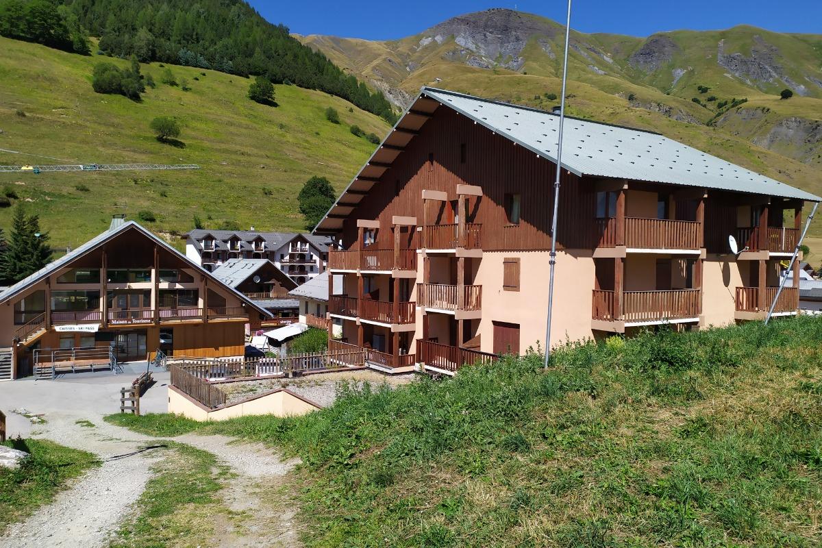 Résidence station de ski Saint Sorlin d'Arves Les Sybelles - pied de pistes - Location de vacances - Saint-Sorlin-d'Arves