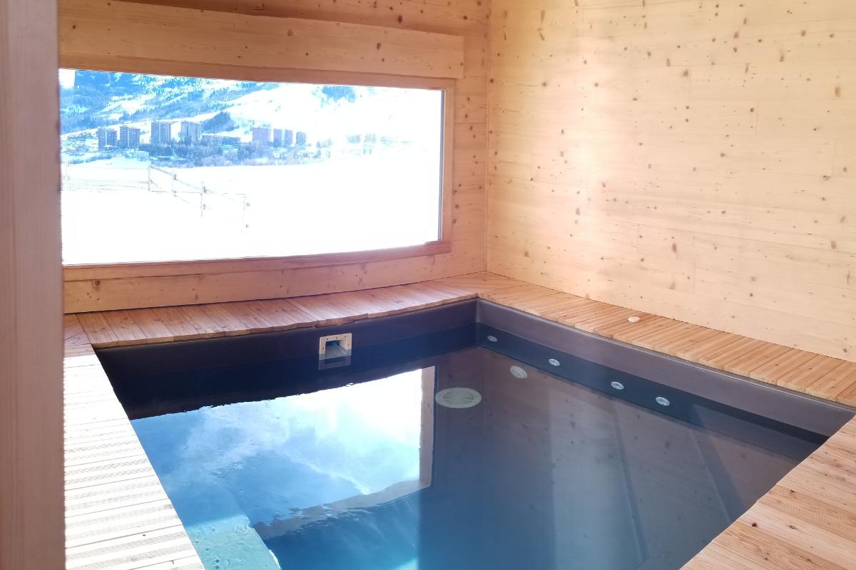Chalet Alp'Azur La Toussuire - Location de vacances - La Toussuire